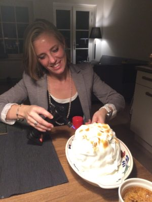 voedsel confessions, baked alaska wanderlotje